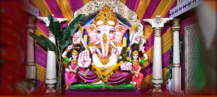 Devinagar Ganesh for the year 2013