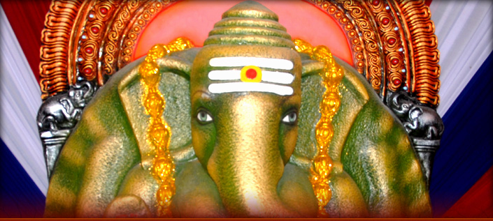 Devinagar Ganesh for the year 2012